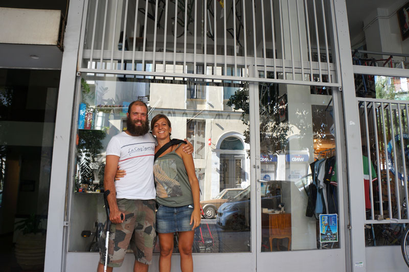 matteo and erika from iride fixed modena 48x17 cycles