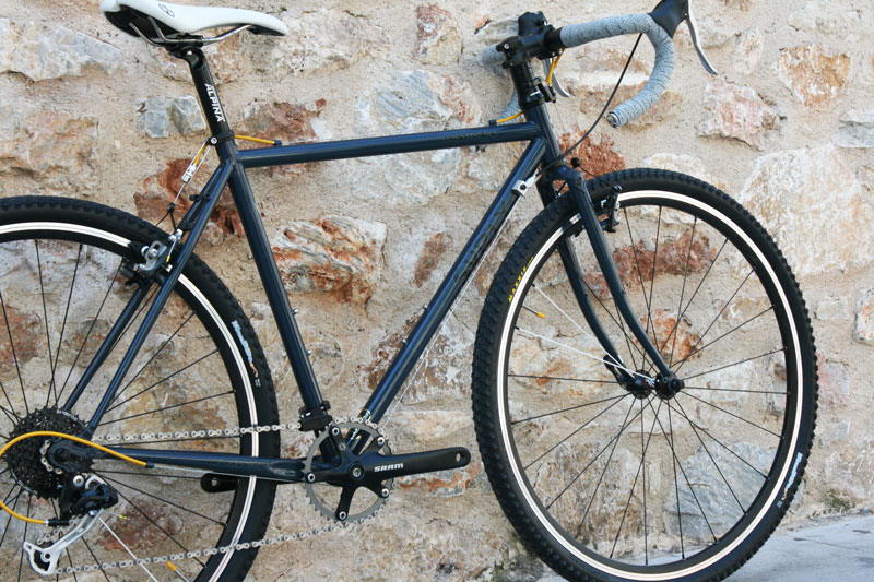 Surly Crosscheck 8 Speed 48x17 Cycles