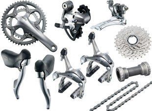 Shimano_105_5750_Groupset_Silver