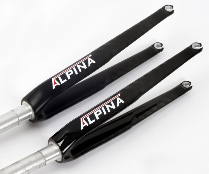Dolan Alpina Carbon Track Fork X Cycles - Alpina forks