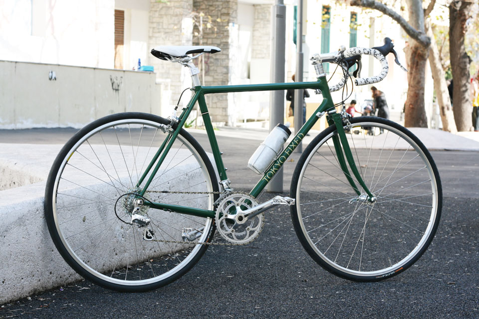 frixos tokyo fixed wide open roadbike complete 48x17 cycles