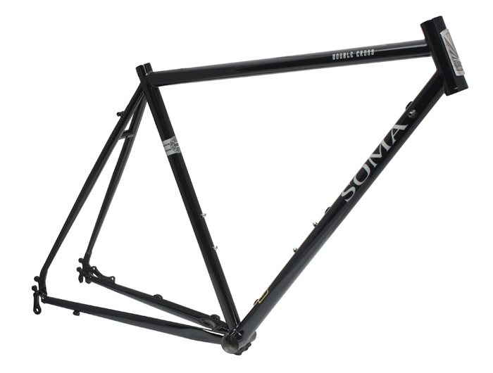 SOMA Double Cross Disc Frame set – 48x17 cycles
