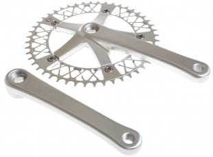 Factory five lattice crankset