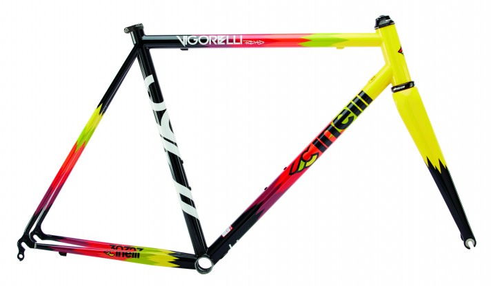 Cinelli Vigorelli electric road